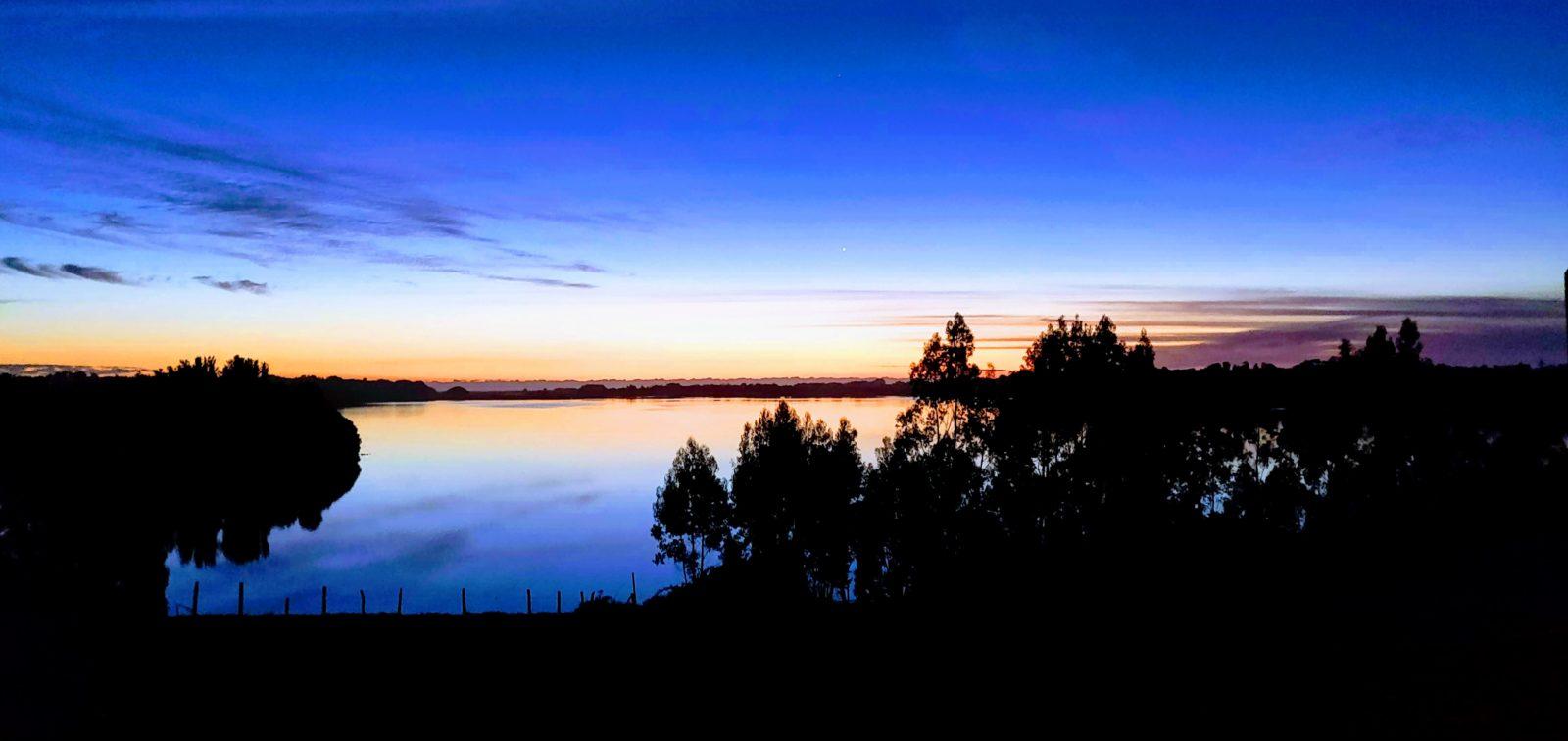 Lago Budi